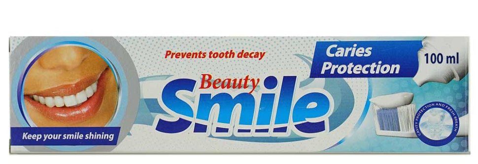 DENTAL Зубная паста Beauty Smile Caries protection / Beauty Smile Защита от кариеса